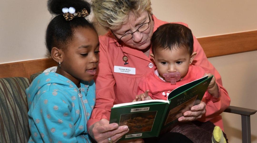 Increasing Literacy in Children