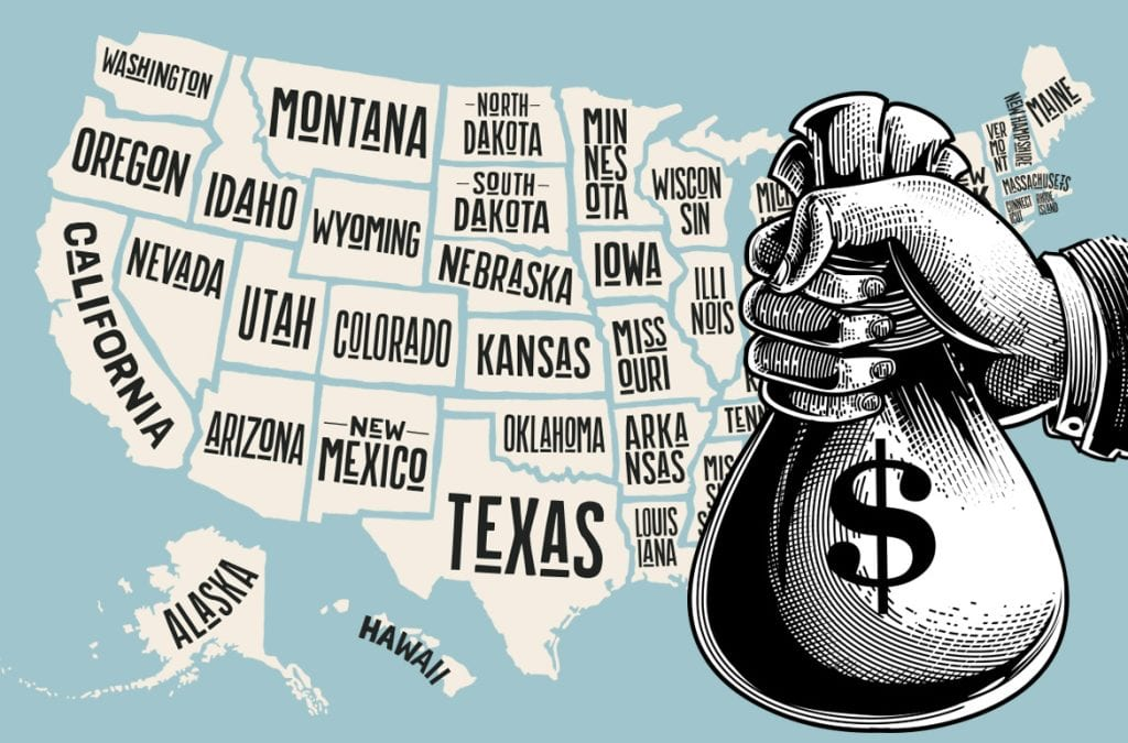 The World of Federal Grants